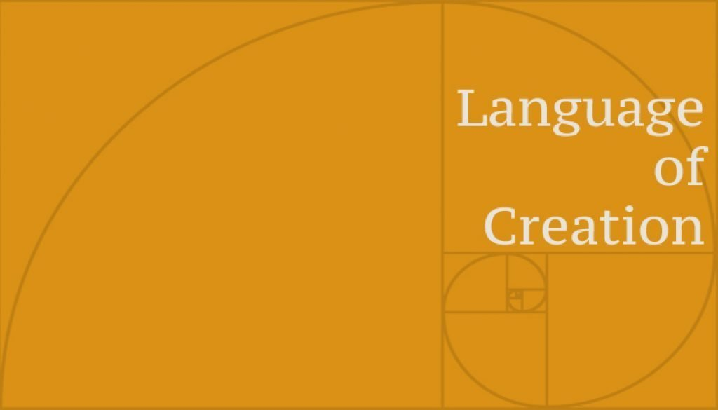 Language of Creation