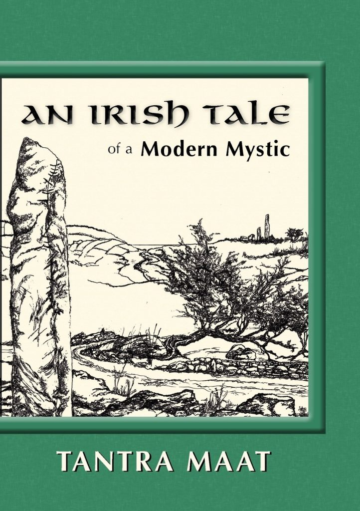 Irish Tale of a Modern Mystic Front Cover