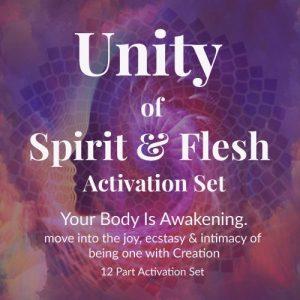 Unity of Spirit & Flesh 12 Part Activation Set