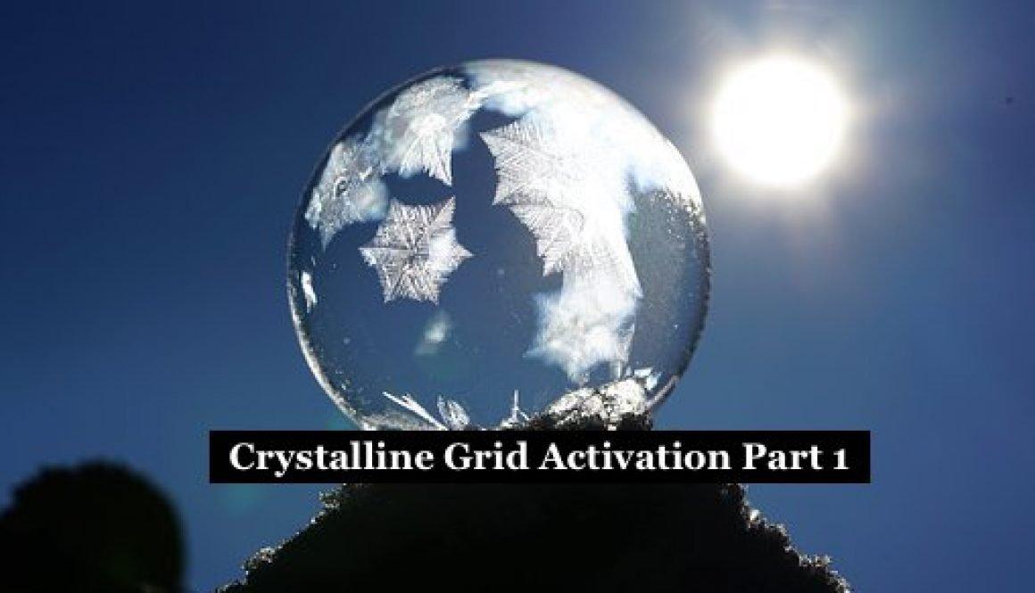 The Crystalline Grid Activation Set