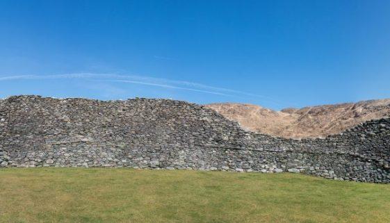 Staigue Fort (Cathair na Stéige) Caiseal Stéig Ireland