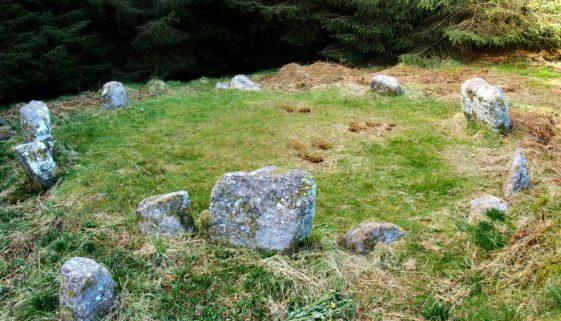 Toureen Stone Circle