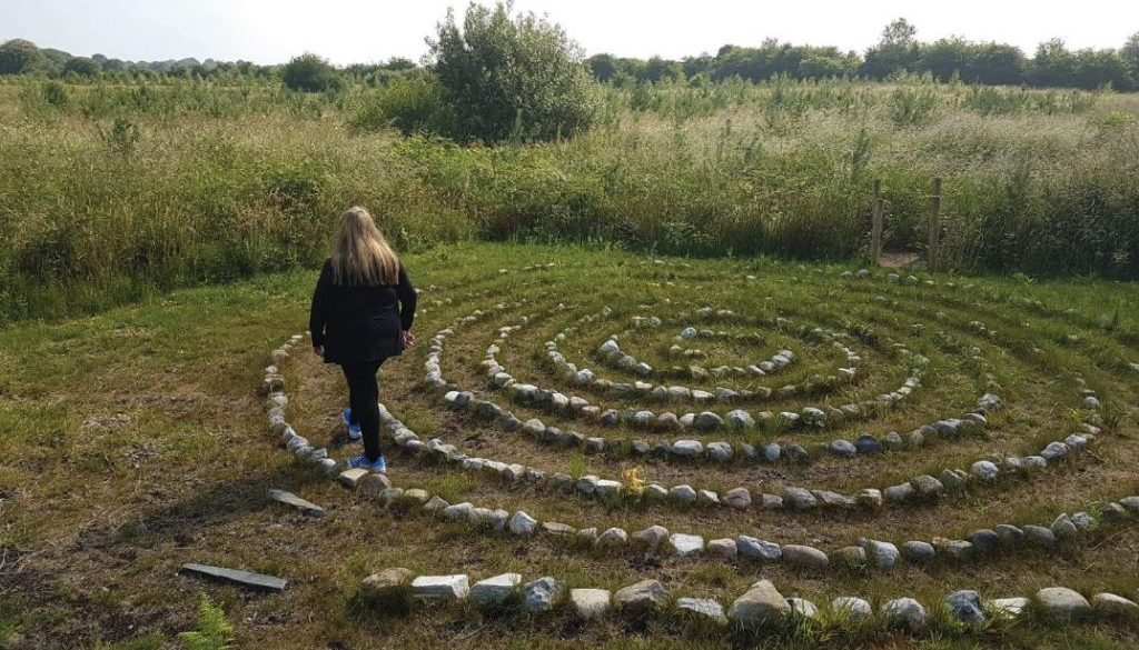 Glastonbury Spiral