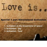 Dimensional Activation Package
