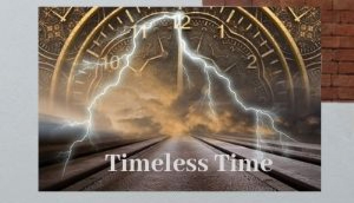 Timeless Time  2020.03.25 Next Recursion 4PM PST!
